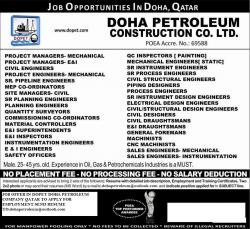 Shipping Jobs In Qatar