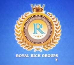 Royal Rich Groups