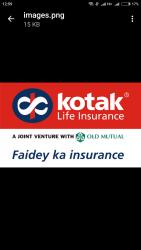 Kotak mahindra life insurance company