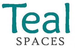 Teal spaces