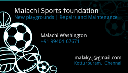 Malachi sports foundation