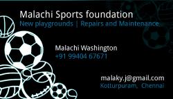 Malachi sports foundation