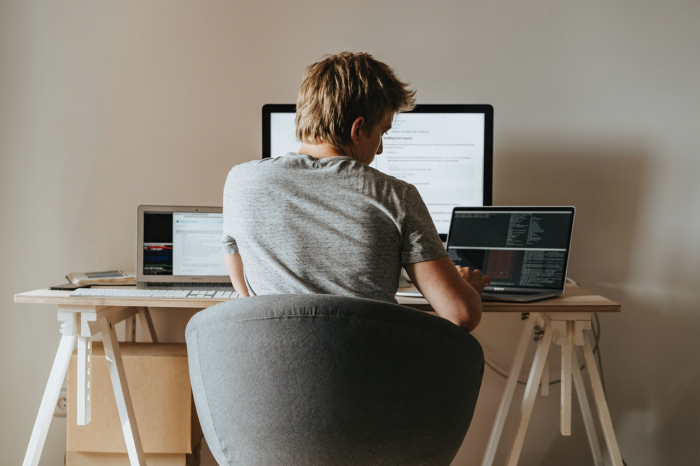 Improving productivity while working from home